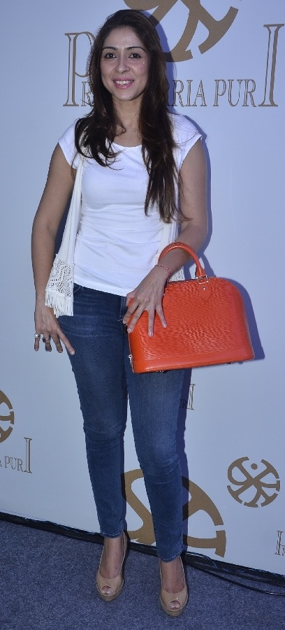 11 Bhavana Pandey - Pria Kataaria Puri Store Launch Event