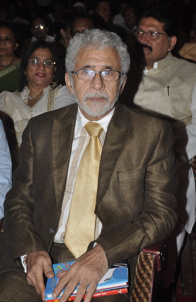 Naseeruddin Shah released Quaiser Khalid's Poetry at Pasbaane Adab's 'Third Inrenational Poetry Festival'.7