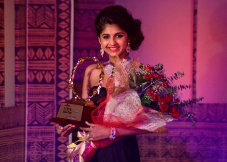 2nd Runner up Neelam winner of 'Femina Style Diva 2014'..