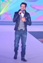Ayushman Khurana performed at the 'Femina Style Diva 2014' finale