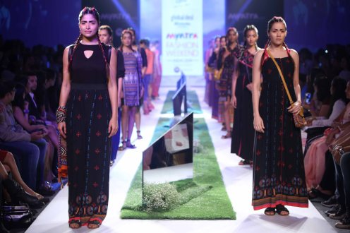 Myntra Fashion Weekend 2014 presents Mimamo Collection by Global Desi (3)