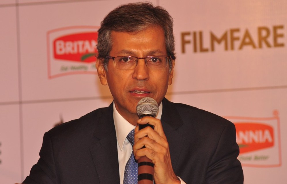 Mr. Tarun Rai, (Chief Executive Officer, WWM) at the Press Conference of '60th Britannia Filmfare Awards 2014' at JW Marriot, Mumbai.