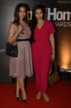 Celebs at the Red Carpet of GoodHomes Awards 2014 at Sofitel,BKC.8