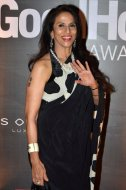 Shobhaa De at the Red Carpet of GoodHomes Awards 2014 at Sofitel,BKC