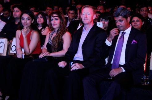 Sobhita Dhulipala, Pria Kataria Puri at the 7th TopGear Awards at Sofitel, Mumbai