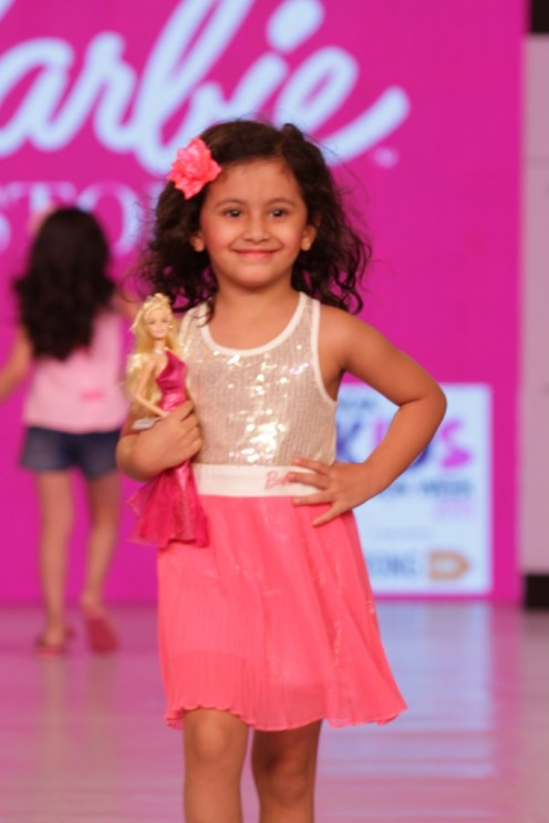 Barbie Collection, at IKFW 2015