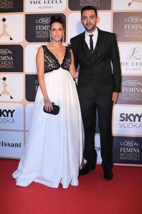 Neha Dhupia & Cyrus Sahukar