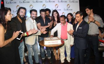 Celebrities at the Six Months Completion Celebration of La Ruche, Bandra