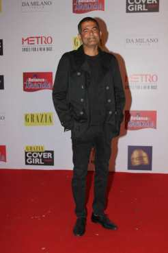 Celebs at the Red Carpet of Grazia Cover Girl Hunt at Tote on the Turf