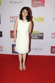 Mehernaaz Dhondy (Editor, Grazia) at the Red Carpet of Grazia Cover Girl Hunt at Tote on the Turf