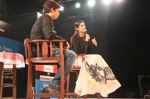 Sonam Kapoor & Omar Qureshi