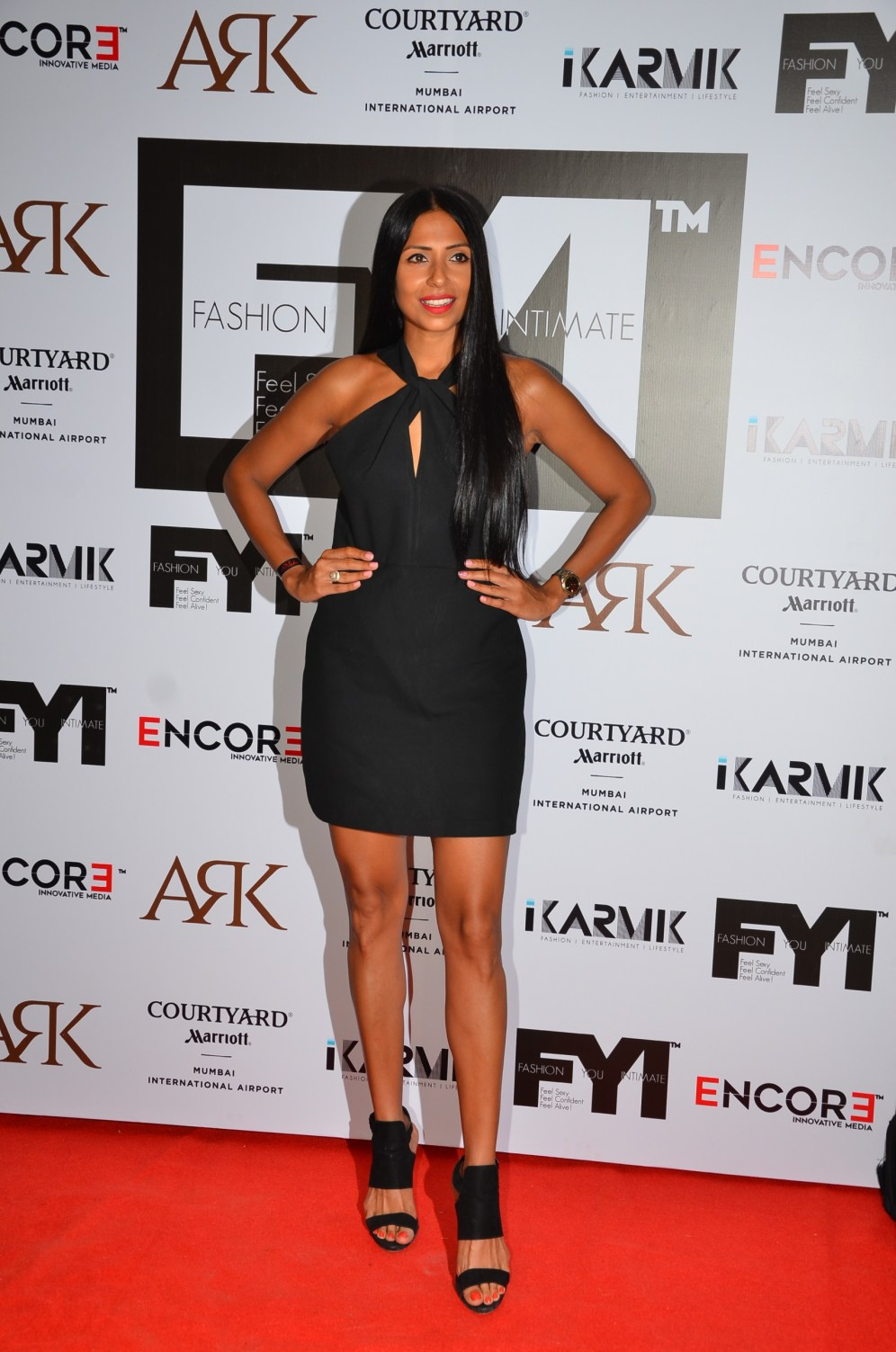 5-Candice Pinto@ FYI cover launch with Nisha Harale