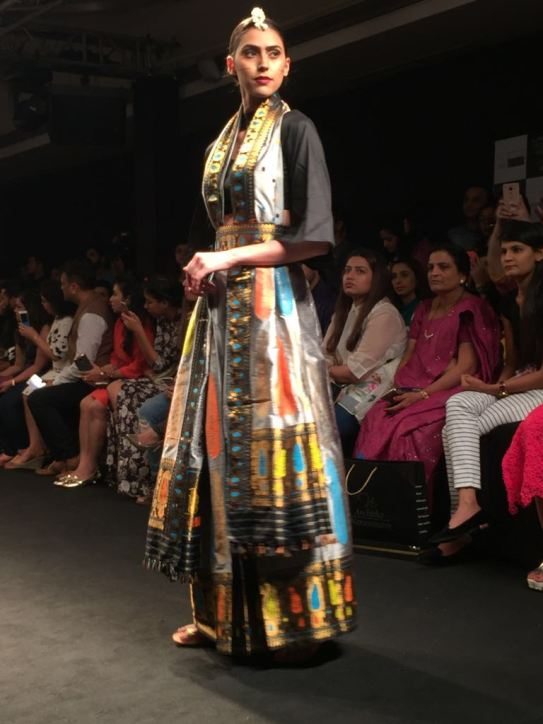 Designer Sanjukta Dutta's collection