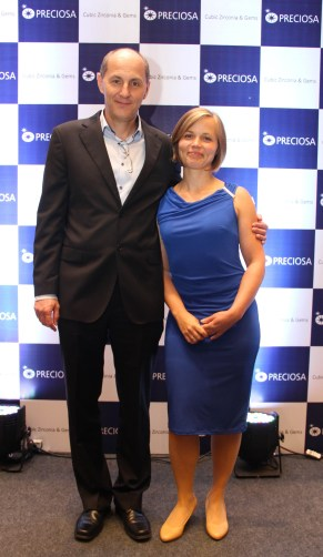 Lubos Petrzlka & Karolina Jonasovs 1
