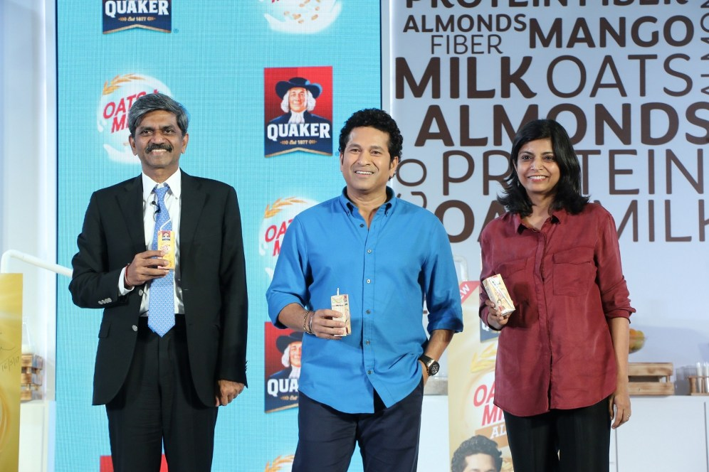 D. Shivakumar Chairman PepsiCo India and Deepika Warrier Vice Preside...