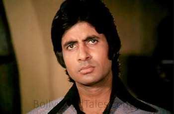 Amitabh Bachchan-Deewaar