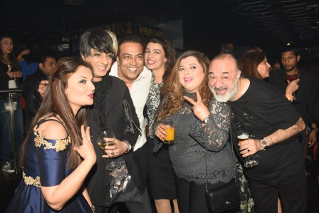 Deepshikha Nagpal, Rohit VErma, Vindu Dara Singh, Mink Brar, Delnaz Irani, and Kanwaljeet Singh