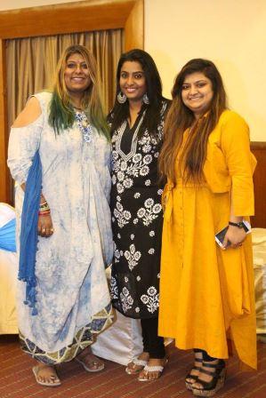Anusha Srinivsan Iyer, Nandini Viswanathan and Sakshi Singh