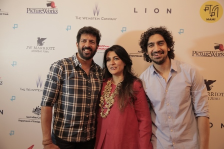 Kabir Khan,Mini Mathur & Ayan Mukherjee
