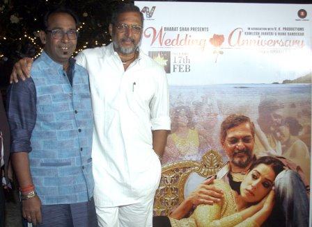 Shekhar S Jha & Nana Patekar