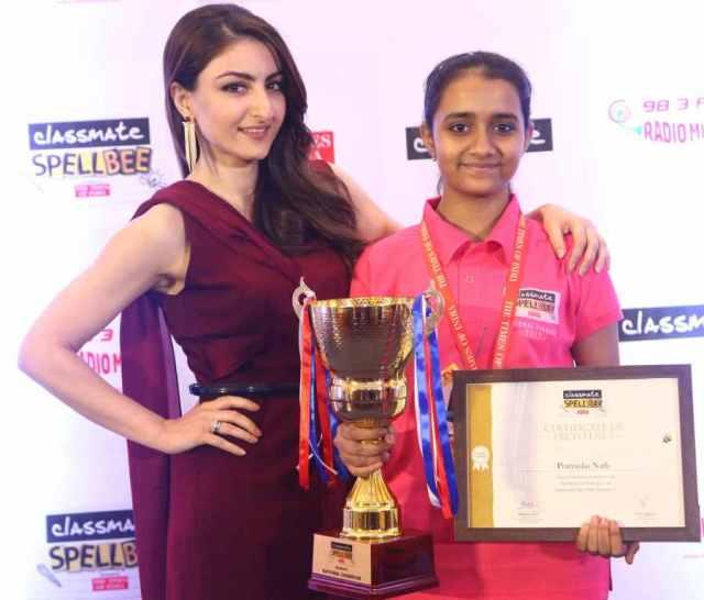 Soha Ali and Pratyasha Nath