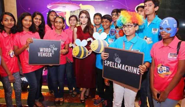 Soha Ali Khan and Winners