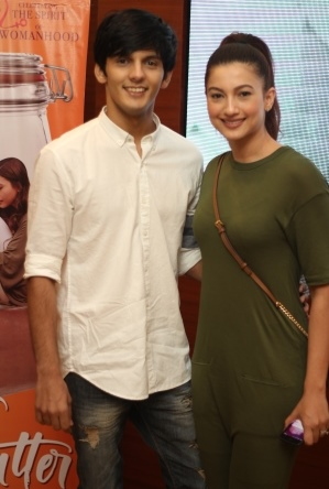 Gauahar Khan and Dhiraj Totlani