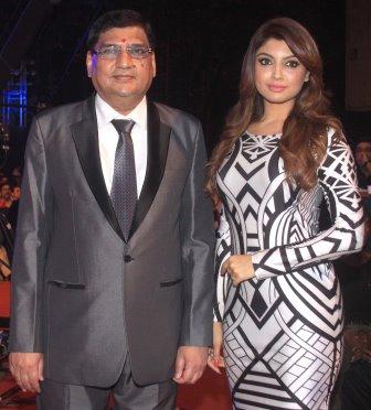 Jasmin Shah & Akanksha Puri