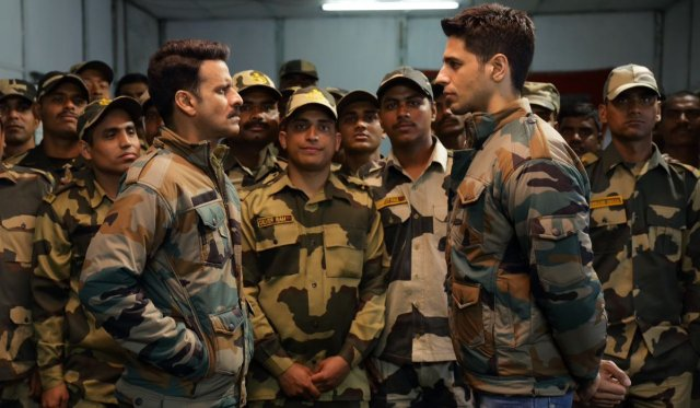 Manoj in Aiyaary