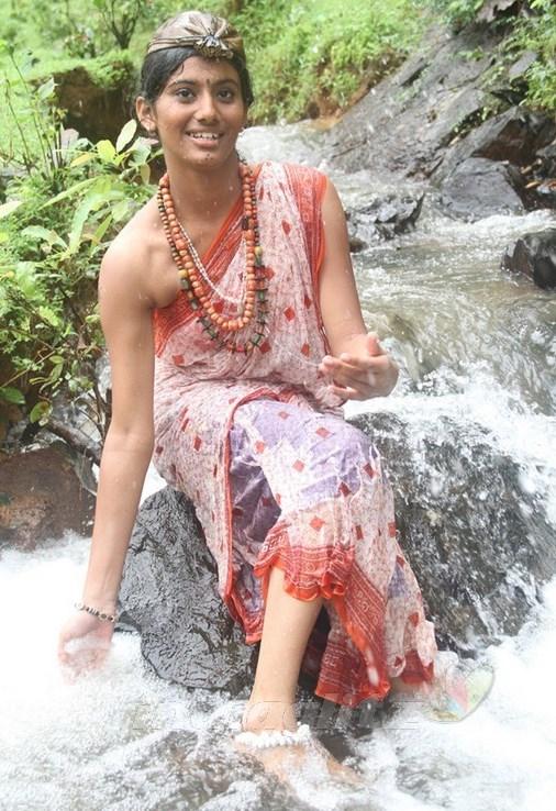 Ashwitha Nayak in riverstream