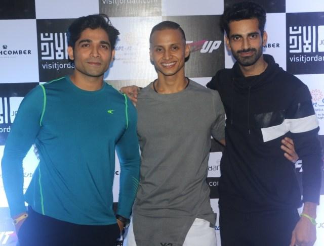 Neeraj-Mishra-Co-FounderRitesh-Sahiwal-Fitness-Traimer-and-Sunny-Arora-Founder-Fitzup