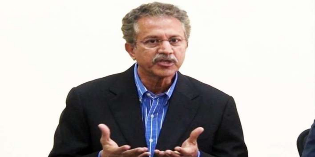 Photo of Waseem Akhtar Inaugurates Corona Testing Center at Abbasi Shaheed