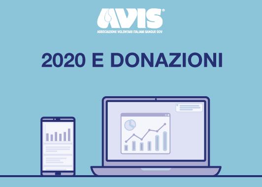 Dati donazioni avis bologna2020