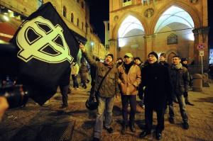 """Presidio di Fn in Bolognina, Ara: """"No ai fascisti in piazza Unità"""""""