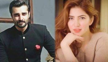 Pictures Of Hamza Ali Abbasi And Naimal Khawar's Wedding Are