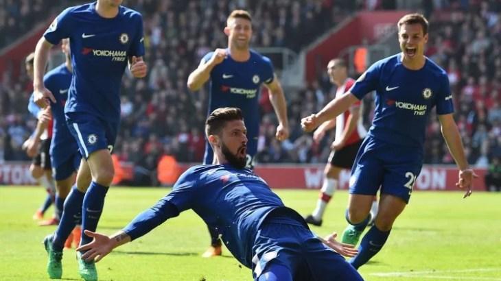 Chelsea Kalahkan Burnley