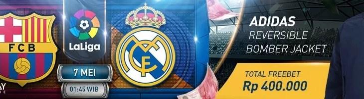 Barcelona vs Real Madrid La Liga 07/05/2018