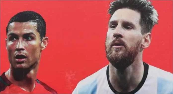 Ronaldo & Messi