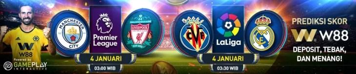 M. City vs Liverpool 12/18