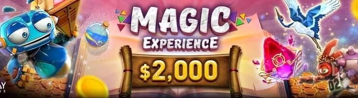 Magic Experience Slots