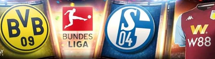 Dortmund vs Schalke 160520
