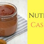 Receita creme de avelã – tipo nutella