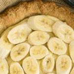 Como fazer torta de banana