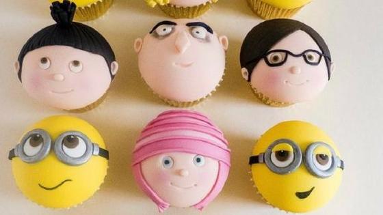 26 IdeiasCupcakes Minions 2 - Cupcakes Minion : 11 Ideias de decoração