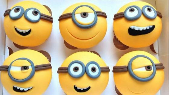 26 IdeiasCupcakes Minions 3 - Cupcakes Minion : 11 Ideias de decoração