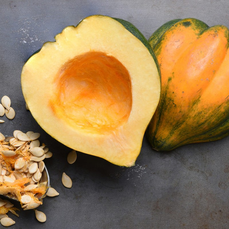 acorn squash shutterstock 583159828 e1543350847596 - 18 maneiras de cozinhar tudo mais rápido