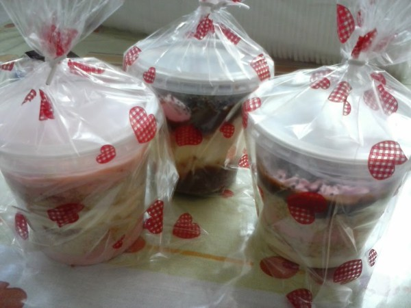 CAM01140 - 3 tipos de recheios para bolo de pote