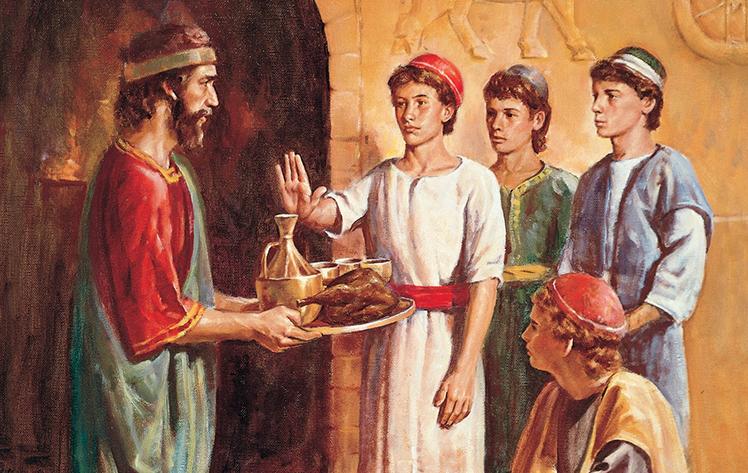 Resultado de imagem para a fidelidade de Daniel