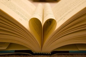 Heart shaped book2