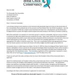 In support of funding to protect and restore the Bolsa Chica wetlands, an open letter to the Honorable Lieutenant Governor Kounalakis